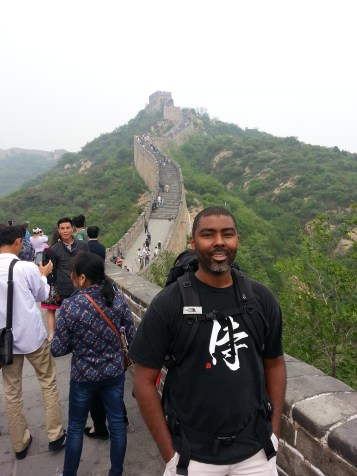 The Great Wall, May 2015