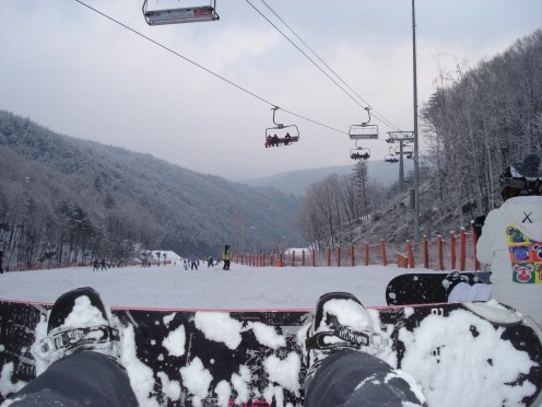 High One Ski Resort, 2009
