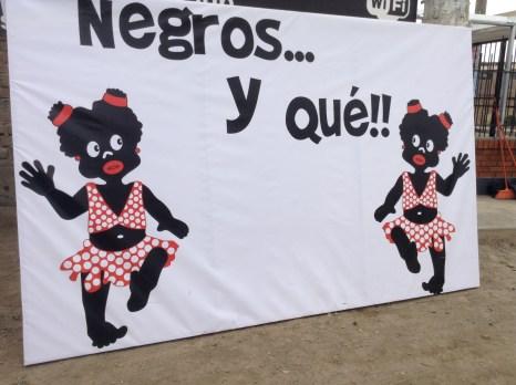 Blacks... So what!