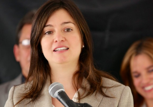 Mayte Oronoz, jueza presidenta del Tribunal Supremo (Archivo)