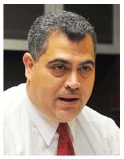 Walter Torres, Alcalde de Peñuelas.