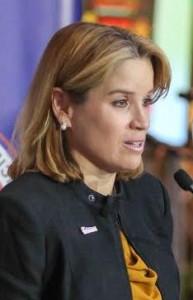 Carmen Yulín Cruz Soto, alcaldesa de San Juan.