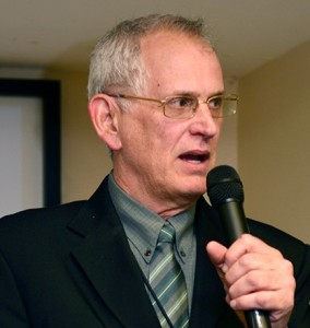 Dr. John Fernández Van Cleve, Rector del RUM.