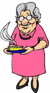la abuela Yuya