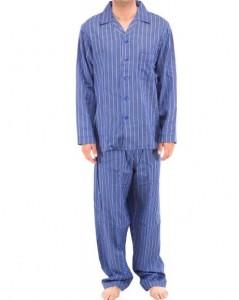 pijama-de-rayas-azules