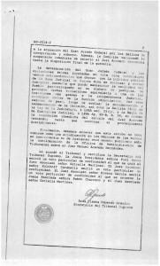 Resolución del Tribunal Supremo suspendiendo de empleo y sueldo al juez Manuel Acevedo Hernández (Página 2; Haga click para ampliar).