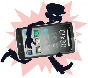 roba celulares