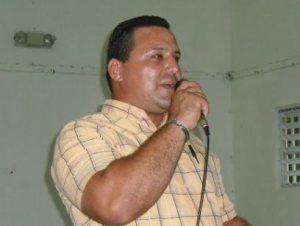 Ivan Vargas Muñiz, líder obrero de la region Oeste.