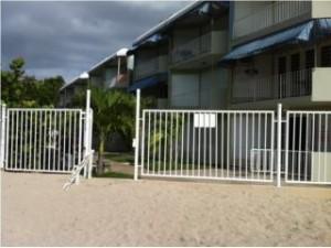 Vista del condominio Playa Oeste (Archivo).