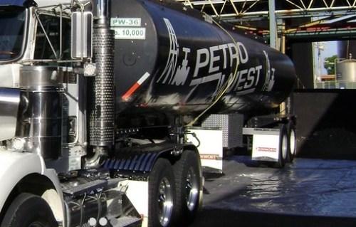 La empresa Petro West tiene sus facilidades en lo que fue la antigua Allergan en Hormigueros (Foto LA CALLE Digital).