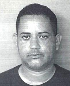 Foto de la ficha de Wilfredo Pérez Méndez (Suministrada Policía).