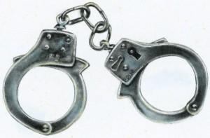 esposas arresto