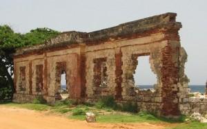 El desembarco se produjo en la playa del sector Las Ruinas de la antigua Base Ramey (Archivo).