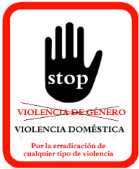 logo- no a  la violencia-domestica