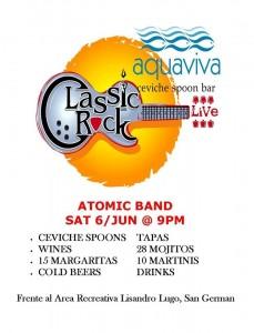 Aquaviva classic rock