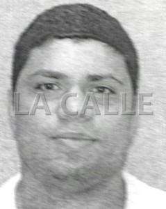 Foto de la ficha de Natanael Olivencia Aguilar, buscado por intento de secuestro en Mayagüez (Suministrada Policía)