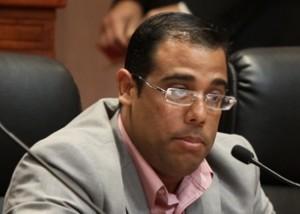 Senador Gilberto Rodríguez Valle (Archivo).