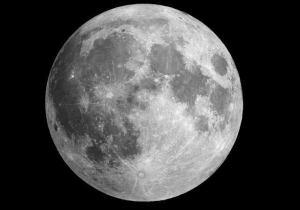 La Luna no cambiará de color esta noche (Foto SAC).