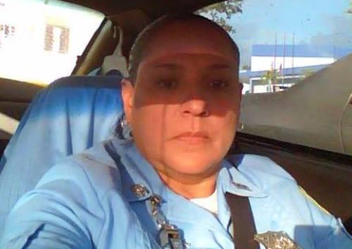 Agente Elsa Rosa Ortiz, fallecida en un accidente de tránsito en Sabana Grande, cuando se dirigía a un adiestramiento en la Academia de la Policía en Gurabo (Foto Facebook).