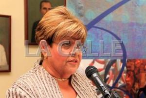 """La alcaldesa de Ponce, María """"Mayita"""" Melendez (Foto Facebook)."""