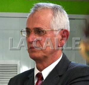 Dr. John Fernández Van Cleve, rector del Recinto Universitario de Mayagüez de la Universidad de Puerto Rico (Archivo).