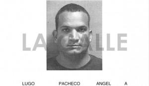 Foto de la ficha de Angel Lugo Pacheco (Suministrada Policía).