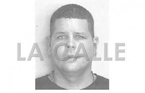 Foto de la ficha de Raúl Guzmán Vázquez (Suministrada Policía).