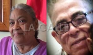 Doña Margarita Feliciano y su esposo, Don Manuel Rodríguez, fueron reportados como desaparecidos en Ponce (Suministradas Policía).