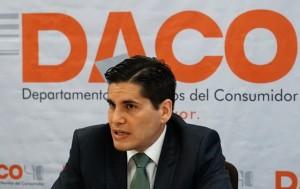 Licenciado Nery Adames, Secretario del DACO (Archivo).