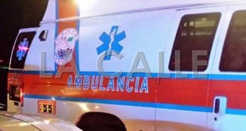 ambulancia noche watermark