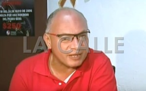 "Miguel ""Papín"" Ortiz, Alcalde de Sabana Grande (Captura de pantalla)."