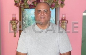 Guarionex Candelaria, presunto autor de la masacre de la Comandancia de Ponce (Foto Facebook).