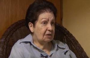 Doña Carmen Rosa Pagán, madre de la fiscal Francelis Ortiz Pagán (Captura de pantalla Noticias WOLE 12).
