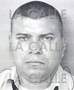 Foto de la ficha del agente Jesús Pabón Vélez (Suministrada Policía).