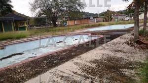 Condición actual de las piscinas del Parque del Niño en Añasco (Suministrada).