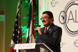 Licenciado Harry Vega, director de OCALARH (Archivo).