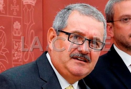 José Luis Caldero López, superintendente de la Policía (Archivo).