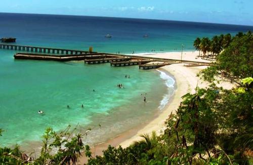 Playa Crash Boat de Aguadilla (Archivo).