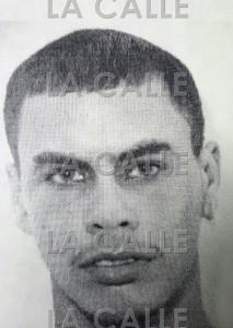 Foto de la ficha de Javier Rodríguez Durán (Suministrada Policía).