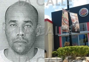 Waldemar Ríos Rodríguez está en prisión, tras ser acusado del robo (Suministrada Policía).