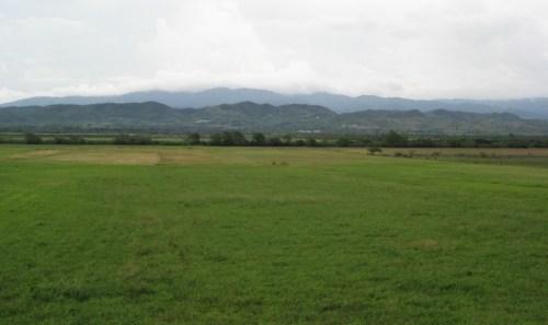 Vista parcial del Valle de Lajas (Archivo).