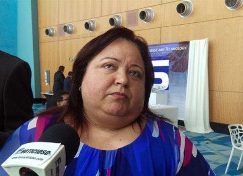 Melba Acosta renunció efectivo el 31 de julio (Archivo).