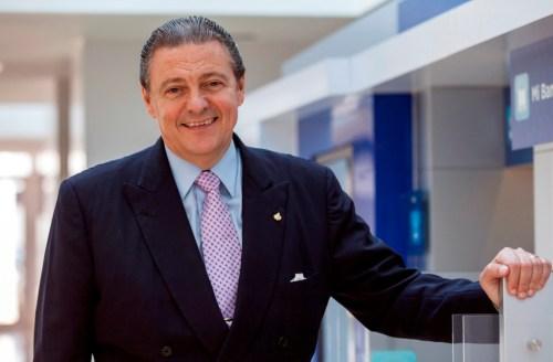 Richard Carrión, presidente del Banco Popular de Puerto Rico (Archivo).