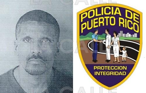 Foto de la ficha de Alex Rodríguez Santana (Suministrada Policía).