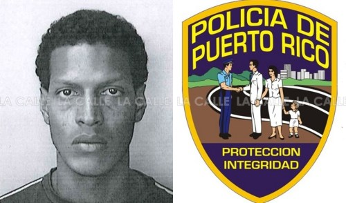 Foto de la ficha de Carlos J. Mahonés Viera (Suministrada Policía).