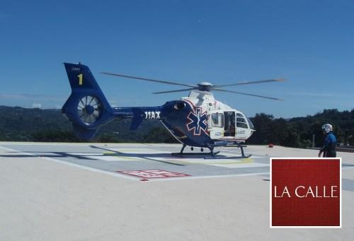 La infraestructura, ubicada en la azotea de una nueva torre de la institución hospitalaria, fue construida para operar bajo las más rigurosas medidas de seguridad y está certificada por la Administración Federal de Aviación (Suministrada/Hospital Bella Vista).