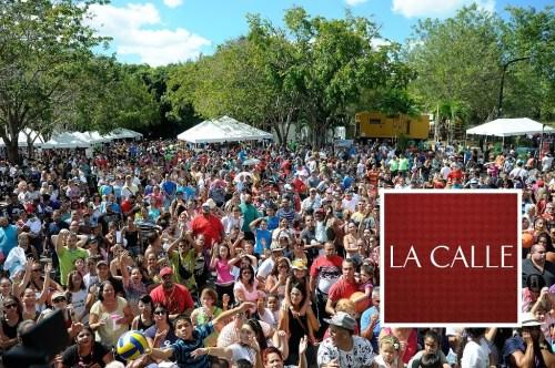Concurrencia en una actividad previa celebrada en los terrenos del Zoológico de Mayagüez (Suministrada Municipio de Mayagüez).