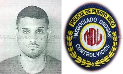 Foto de la ficha de Andrés J. Iglesias Rivera (Suministrada Policía).