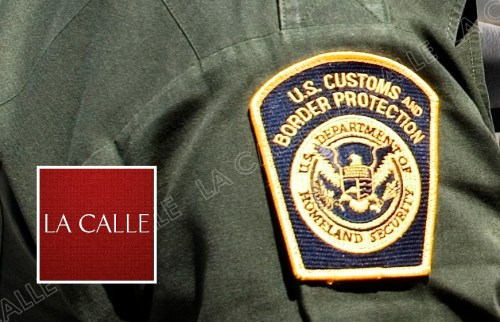 Border Patrol indocumentados logo wm
