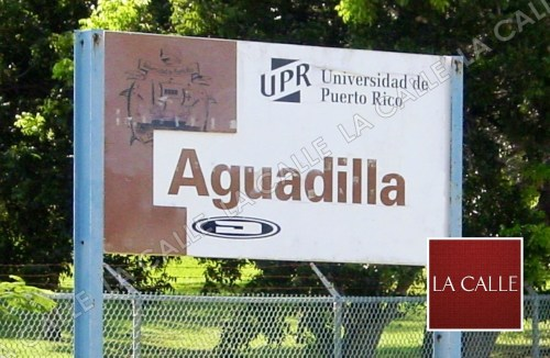 UPR de Aguadilla.